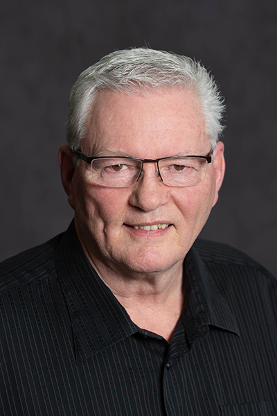 Don McNaughton, Certified Canadian Counsellor and Professor of Counselling